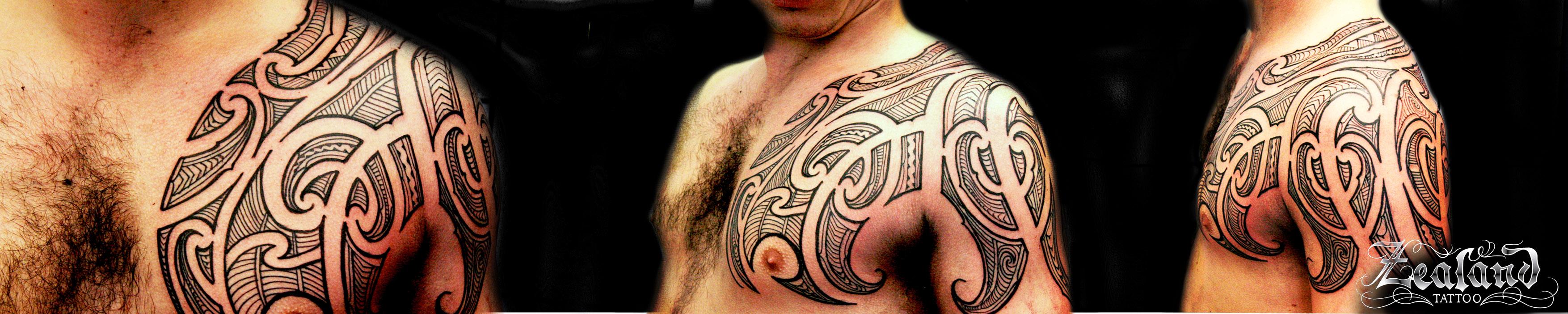 The World Of Maori Tattoo: Maori Tattoo In NZ And Internationally