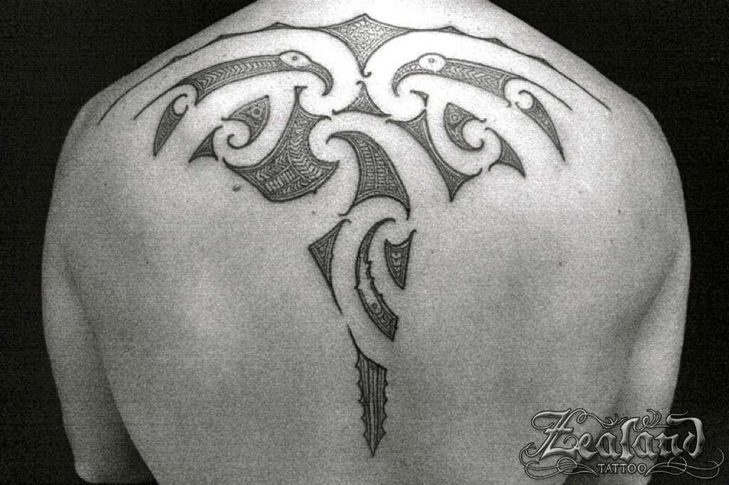 Stingray Tattoo Maori Bw-tattoo-maori-stingray