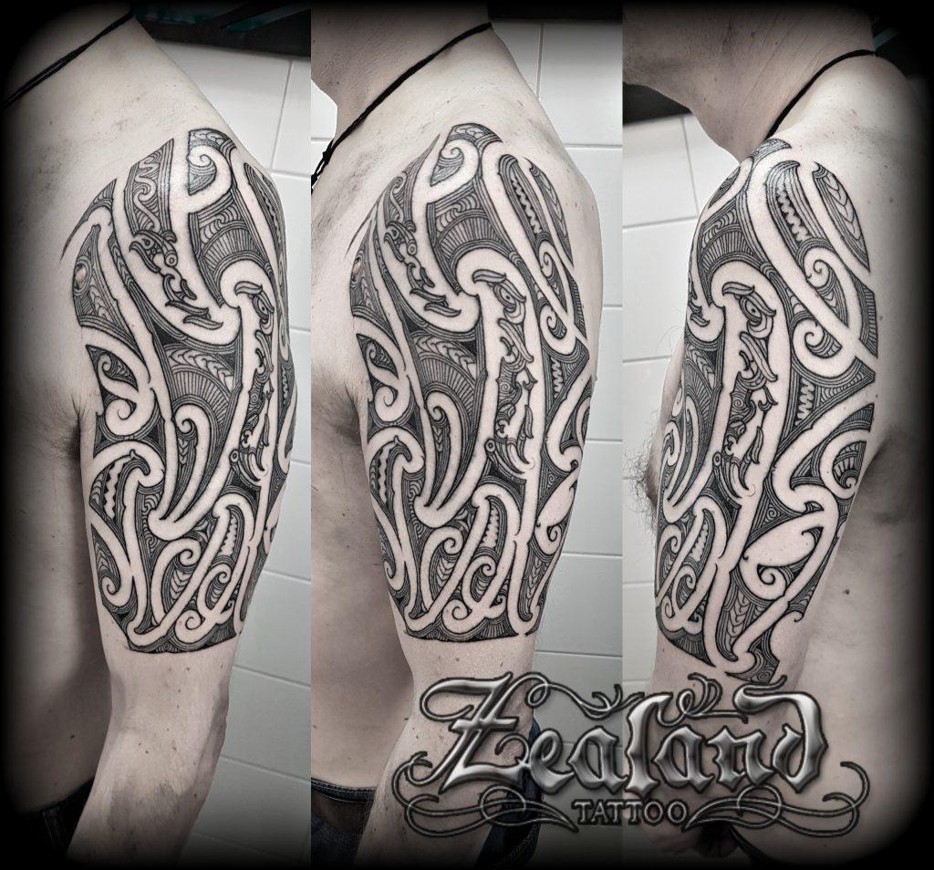 tattoo maori symbole bedeutung maori tattoos tikizeichen. Black Bedroom Furniture Sets. Home Design Ideas